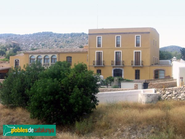 Sant Pere de Ribes - Can Miret - PdC 2006