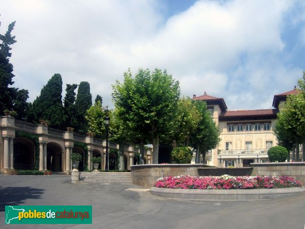 Sant Pere de Ribes - Mas Solers