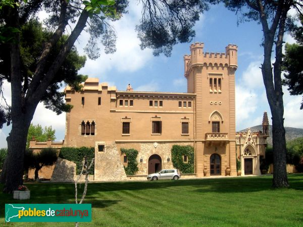 Sant Pere de Ribes Torre del Veguer