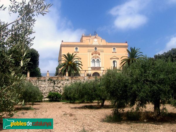 Sant Pere de Ribes - Can Martí - PdC 2006