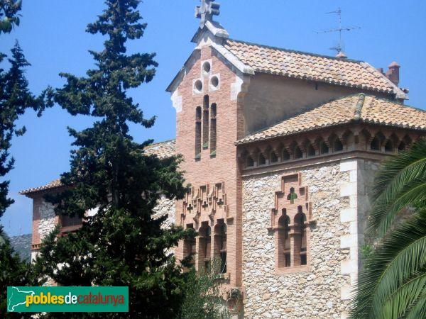 Sant Pere de Ribes - Redós de Sant Josep i Sant Pere