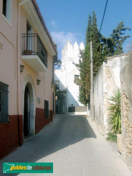 Sant Pere de Ribes - Vilanoveta - PdC 2006