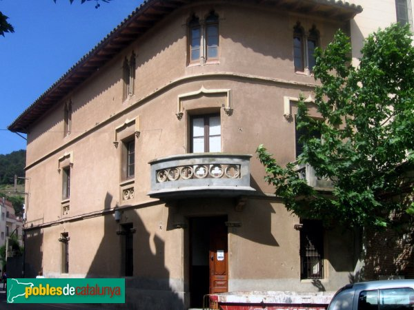 Torrelles de Llobregat - Rectoria