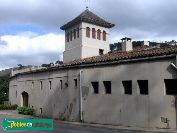 Torrelles de Llobregat - Mas del Molí (Mas Vidrier)