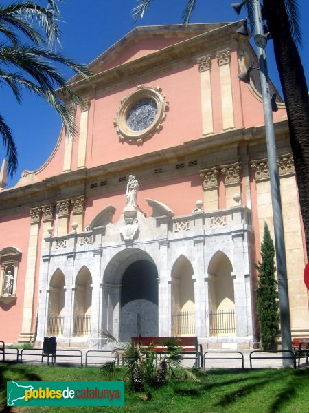 Vilanova i la Geltrú - Església Sant Antoni Abat