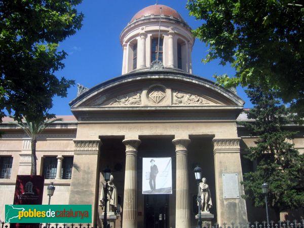 Vilanova i la Geltrú - Biblioteca-Museu Balaguer