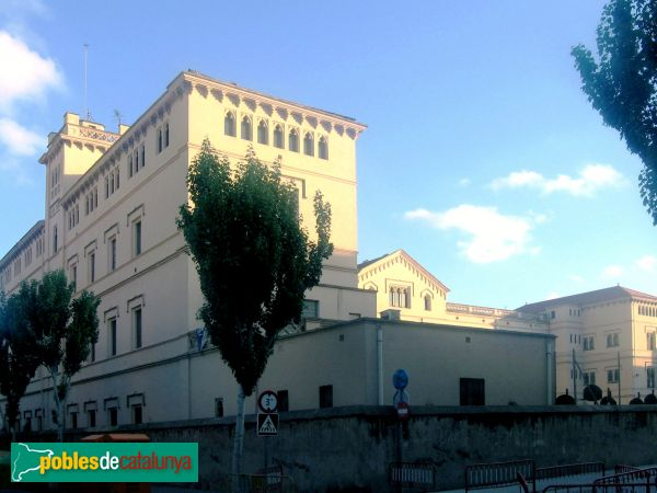 Vilanova i la Geltrú - Col·legi Samà