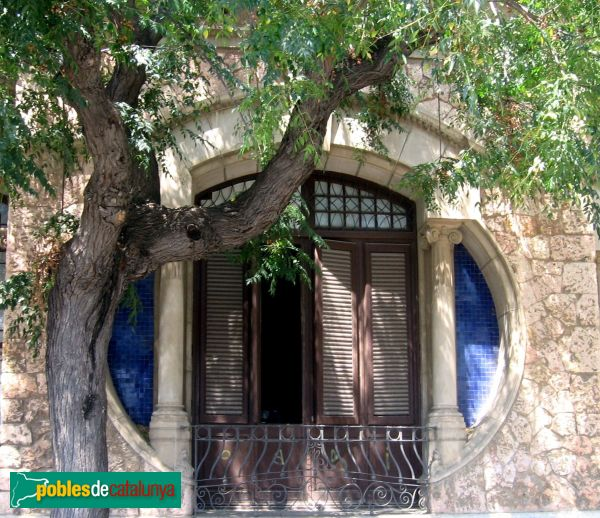 Vilanova i la Geltrú - Can Pahissa