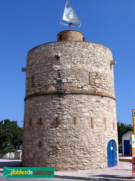 Vilanova i la Geltrú - Torre de Ribes Roges