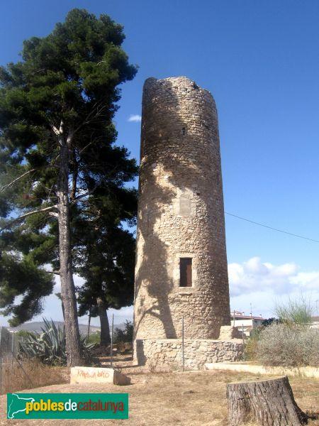 Vilanova i la Geltrú - Torre d'Enveja -