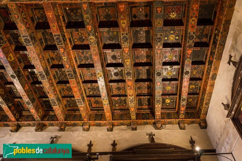 Tarragona - Catedral, sala del Tresor