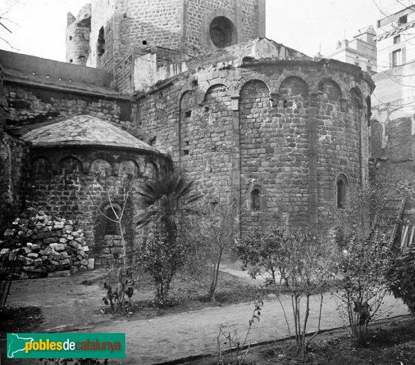 Barcelona - Sant Pau del Camp - Absis